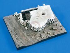 Verlinden 1/72 Siegfried Line Westwall Observation Bunker WWII Diorama Base 2085