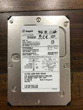 SEAGATE Cheetah ST373453LC 73GB 15K U320 SCSI HARD DRIVE ULTRA320 9U8006-081