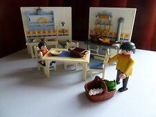 Mansión victoriana Playmobil 5300 cocina conjunto de 5317