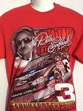 Dale Earnhardt #3 EARNHARDT EXPRESS red T-Shirt sz M medium Chase Authentics