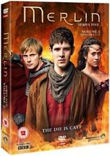Merlin Complete BBC Series 5 Vol 2 DVD Original UK Release Brand New Sealed R2