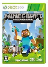 Microsoft Ya07581 Minecraft Xbox 360 Edition S Japan