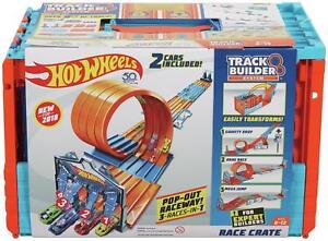 Hot Wheels Speedtropolis Playset Garage Parking Speed Race Penthouse Toy Gift UK