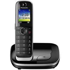 Panasonic KX-TGJ310GB Schwarz Telekom Festnetz-Telefonc schnurlos strahlungsarm