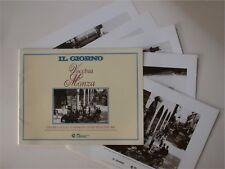 "M O N Z A ""Vecchia Monza» raccolta di 16 immagini storiche di fine'800"