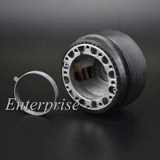 Aftermarket Steering Wheel For Mazda MX3 MX5 RX7 MX6 Miata Boss Kit Hub Adapter