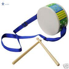 Tambourin pour enfant - Tambour enfant -  Jeux et jouets en bois neuf**