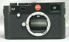Leica M Typ 240 Digital 24.0MP Digital Camera Black Exc In Box #04806299