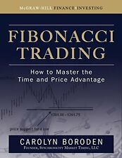 Fibonacci Trading: How to Master the Time and Price Advantage New Hardcover Book