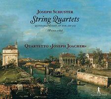 Quartetto Joseph Joachim - Joseph Schuster String Quartets [CD]