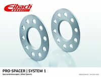 Eibach Spurverbreiterung 10mm System 1 Audi A4 Cabrio (8H7,B6,8HE,B7,4.02-3.09)