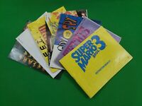 NES Manuals Only Lot of 7! Super Mario Bros 3, Tetris, TMNT2 and More!