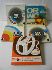 ORWO Magnetbänder