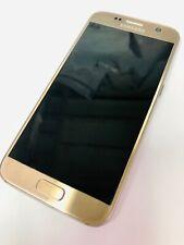 Defekt Samsung Galaxy s7 sm-g930 - 32gb-Gold Platin (o2) Smartphone