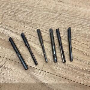Vintage 6 bits for Craftsman Push Drills