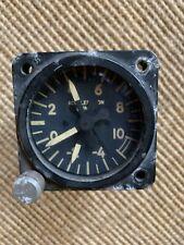 More details for bell huey uh1 accelerometer april 1968 vietnam war helecopter instrument panel
