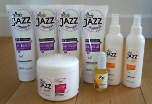 HAIR JAZZ 6 MONTHS GROW SET - SHAMPOO 4x 250ML + 2X LOTION + MASK + SERUM