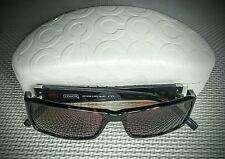 Authentic Coach HC 8034 Tortoise Sunglasses