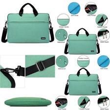 Laptop Case Notebook Computer Bag Shoulder Carrying Messenger Carry UP 15.6 Inch