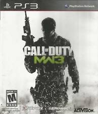 Call Of Duty: Modern Warfare 3  - Sony Playstation 3 Game