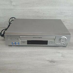 Sony Video Cassette Player Recorder VHS VCR SLV-SE220G Smart Engine - NO REMOTE
