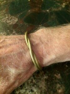 Studebaker Metals Brass Bracelet