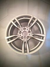 """BMW OEM Reconditioned Alloy Wheel, Silver 8Jx18"""" 2012-2019 3 series & 4 series"""
