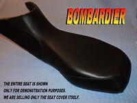 PS HONDA NT650 Hawk Seat Cover NT 650 Hawk GT  in  BLACK GRIPPER