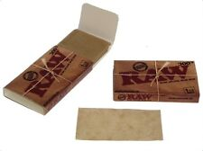 RAW 300's Classic Natural Unrefined Rolling Papers - 1 Pack 1 1/4 - 300 Papers
