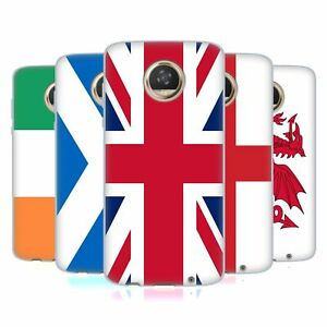 HEAD CASE DESIGNS COUNTRY FLAGS 1 SOFT GEL CASE FOR MOTOROLA PHONES