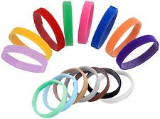 Whaline 15 Colors Puppy Id Collars Whelping Dog Band Newborn Soft Fabric Adjusta