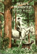 Devil's Doorstep - Rocky Mountain adventure, HB by Marian Rumsey