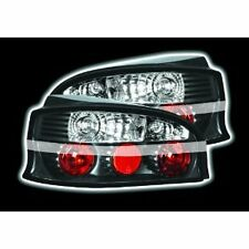 Quality Black / Smoked Style Rear Lexus Car Lights For Citroen Saxo - NEW