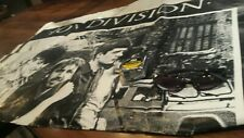 Joy Division Here are the Young Men 60x40 original wall poster