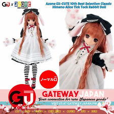 1/6 Azone EX-CUTE 10th Best Selection Classic Himeno Alice Tick Tock Rabbit Doll