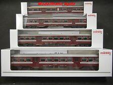 Märklin H0 Art. 43545 Nahverkehrswagenset der SNCB/NMBS Neuware
