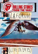 Rolling Stones La Forum DVD Live in 1975 From The Vault Region 0