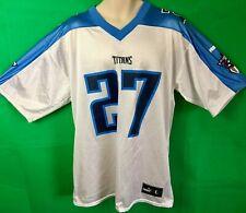 J115 NFL Tennessee Titans EDDIE GEORGE #27 Puma Jersey Size Men's US Large