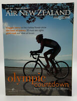 Air New Zealand In Flight Magazine May 2004 Airline Airlines Aviation