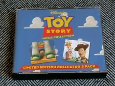 TOY STORY - Music collection (original soundtrack) - CD limited edition
