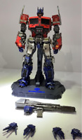 IN HAND 3A Transformers ThreeA Toys Optimus Prime Action Figure