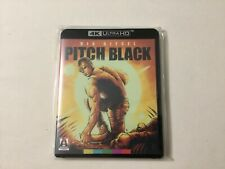 (4K) Pitch Black (2020, Arrow Video Special Edition) Vin Diesel