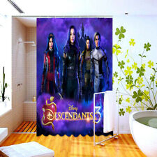 Hot!! Descendants 3 Disney Custom Shower Curtain 60 x 72 Inch