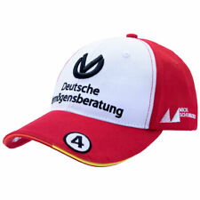 BASE CAP KAPPE MICK SCHUMACHER 2018 FORMEL F3 CHAMPION #4 NEW KEEP FIGHTING MSC