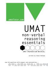 umat non-verbal reasoning essentials text book 1: 80+ Qs answers & explanations