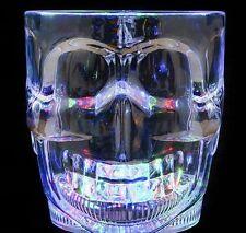 LIGHT UP SKULL MUG BARWAR Cup Glow Halloween, Home Decoration, Pirate Parties