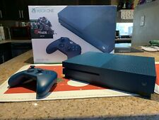 Microsoft Xbox One S Gears of War 4: Special Edition Bundle 500GB Blue Console