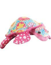 GENEVIEVE Plush FLOWER SEA TURTLE Stuffed Animal - Douglas Cuddle Toys - #4228