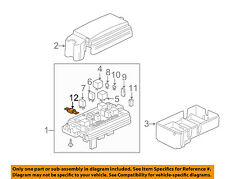 GM OEM Electrical-Maxi Fuse 15324251