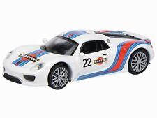 Schuco 452628200 H0 PKW Porsche 918 Spyder Martini